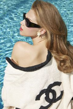 Designer Vintage at Nasty Gal - Hit the haute jackpot with insanely-chic vintage from iconic luxury designer #Chanel.
