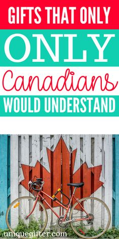Gifts that are Truly Canadian - Unique Gifter Simple Gifts, Easy Gifts, Creative Gifts, Homemade Gifts, Unique Gifts, Gift Suggestions, Gift Ideas, Canadian Christmas, Canadian Gifts