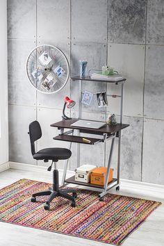 El espacio de trabajo o estudio te inspira. #Home #Office #Trabajo #Estudio #Easy