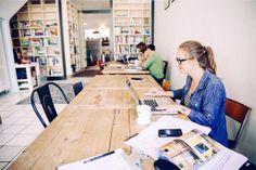 Workspace Tours: Makeshift Society | Creative Boom Magazine