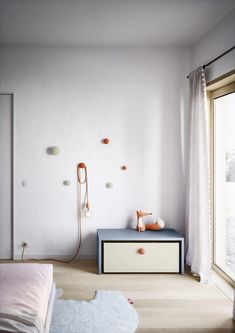 Nidi inspires with 5 rooms at Habitat Valencia design fair. Kids Bedroom Furniture, Furniture Ads, Baby Furniture, Storage Box On Wheels, Wooden Panelling, London Design Week, Metal Beds, Floating Nightstand, Kids Room