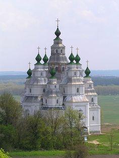 Intersession Church, Plishyvets, Ukraine.
