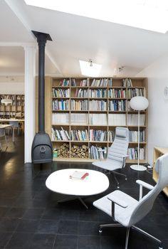 Caseyfierro Architects - Jasper Morrison Studio