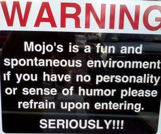 We take our job seriously  www.mojogrillandcatering.com