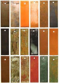 Kräftige Orangetöne des Herbst - Farbtyp  KT / Farb- Typ,- Stil & Imageberatung