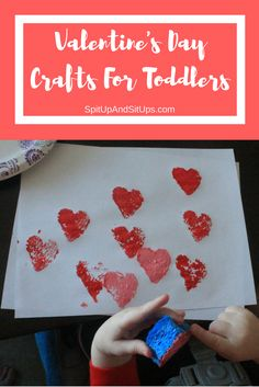 valentine's day crafts for toddlers, crafts for toddlers, toddler crafts, valentine's day crafts for kids, kids crafts, crafts for kids, easy valentine's day crafts