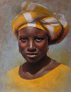 Por Amor al Arte: Las hermosas pinturas de Rosmery Mamani Ventura.