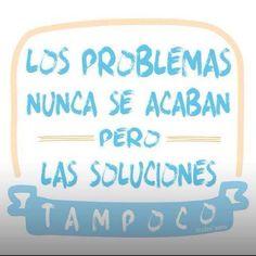 Los problemas...