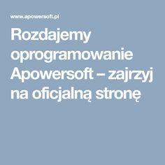 Rozdajemy oprogramowanie Apowersoft – zajrzyj na oficjalną stronę