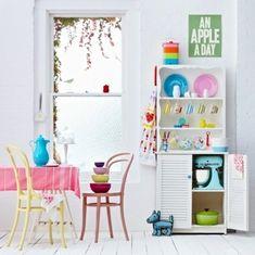 Farbgestaltung in der Küche - bunte Ideen für mehr Spaß beim Kochen