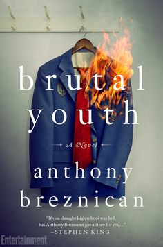 A rare 5-star review for BRUTAL YOUTH! A full lit.review is up on chic.