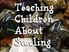 Need help teaching children about stealing? This easy unit and free printable can help.