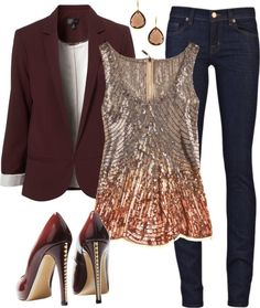 """""""sequins"""" by cmaes03 on Polyvore"""