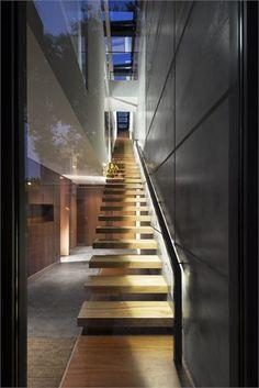 House In Travessa Do Patrocínio, Lisbon, 2012, Luis Rebelo de Andrade - RA \\ Architecture & Design Studio