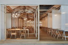 Birdhouse Bistro by Golucci International, Beijing – China » Retail Design Blog
