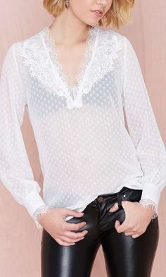 j'adore blouse