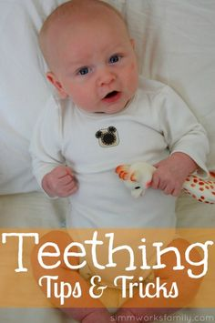 Teething Tips and Tricks
