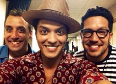 I love all of these guys the guys on the sides are on my favorite show and the one in the middle is my bae