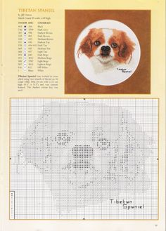 ru / Фото - Jill Oxton`s Cross Stitch SE - 05 - lunaticlun Cute Stitch, Cute Cross Stitch, Cross Stitch Animals, Cross Stitch Charts, Cross Stitch Designs, Cross Stitch Patterns, Dog Chart, Dog Pattern, Canvas Patterns