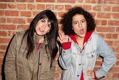 Two Ladies Take New York City By Storm in Comedy Central's 'Broad City,' Starring Abbi Jacobson and Ilana Glazer – Tablet Magazine