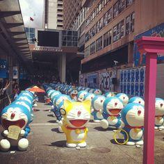 100 doraemon !!! - @hoihoichan   Webstagram