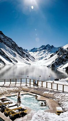 #Portillo, #Chile http://en.directrooms.com/hotels/country/8-92/