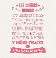 Frases Para El Dia De La Madre Con Lindas Imagenes Para Compartir | Imagenes De Dia De Las Madres