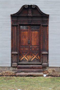 Historic American Houses - Massachusetts - Historic Deerfield