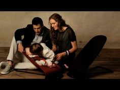 Bouncer Balance Soft from BABYBJÖRN - A beloved classic in a soft and modern design - YouTube