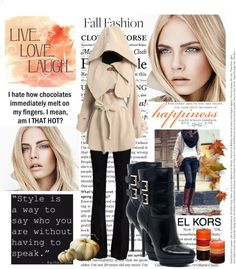 """Fall"" by butterflykisses ❤ liked on Polyvore"