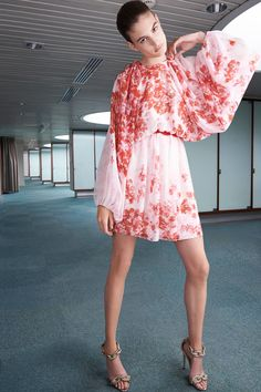 Giambattista Valli Resort 2015, the shoes are to die for