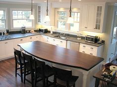 Cape And Islands Kitchen Cabinets Island Overhang With Seating