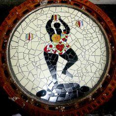 Public Art - Caroline Jung A passionate mosaic artist Ingolstadt | Mosaic | art