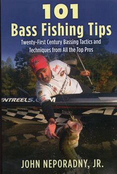Do you want to know how to catch more bass and get tips from the pros on how they catch them? Check out the book 101 Bass Fishing Tips by John Neporadny. http://www.bradwiegmann.com/books-and-dvds/54-books-and-dvds/1136-101-bass-fishing-tips-by-john-neporadny-jr.html