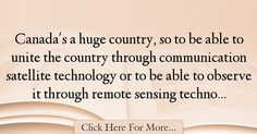 Marc Garneau Quotes About Technology - 67596
