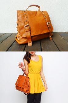 love this mustard purse! $36.90
