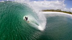 Surf at byron bay Australia