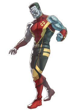 X-Men - Colossus - Pryce14 - Costume