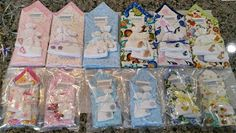 Teeny Tears: Mini-Blankets and Mini-Quilts
