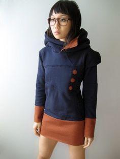 repurposed jackets: joodito « HAUTE NATURE
