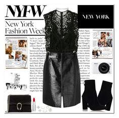 """""""NYFW"""" by yagmur ❤ liked on Polyvore featuring Alasdair, Jonathan Simkhai, Courrèges, Fallon, Gianvito Rossi, Garance Doré, Gucci, Nikon, Givenchy and Charlotte Russe"""