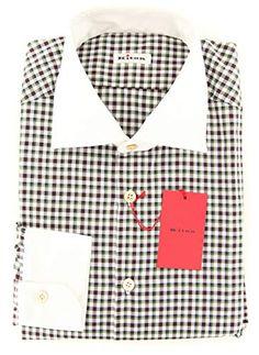 Zimaes-Men Leisure Business Stripes Printed Oversize Tees Shirt