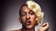Mykki Blanco has announced that he is HIV positive and has been for his entire career.  #hiv #AIDS #gay #queer #lgbti #rapper #mykkiblanco #respect
