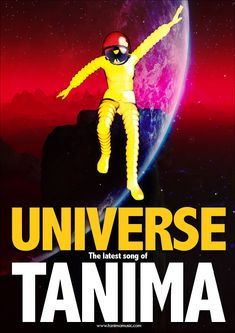 Contact UNIVERSE with the TANIMA!