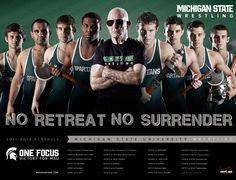 Michigan State Official Athletic Site - Wrestling