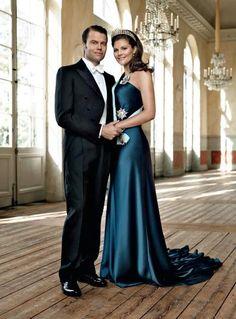 Daniel and Victoria