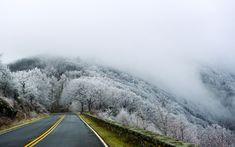 Skyline Drive, Shenandoah National Park, Virginia - America's Best Winter Drives | Travel + Leisure