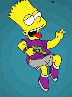 ion even know The Simpsons Wallpapers, Cute Cartoon Wallpapers, Dope Cartoons, Dope Cartoon Art, Simpson Wallpaper Iphone, Dope Wallpapers, Wallpapers Android, Simpsons Art, Stoner Art