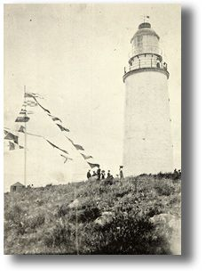 Cape Bruny 1912