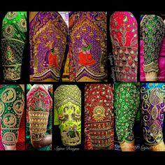 #elbowlengthsleeveblousedesign #designerblouse #weddingblouse #engagementblouse #bridalblouse #latestblousedesign #muhurthamblouse #receptionblouse #trendingblouses #indianbride #sajnadesigns #sajnabridalweardesigner #handembroideredblouse #aariembroideryblousedesigns #maggamworkblouse #bridalweardesigner